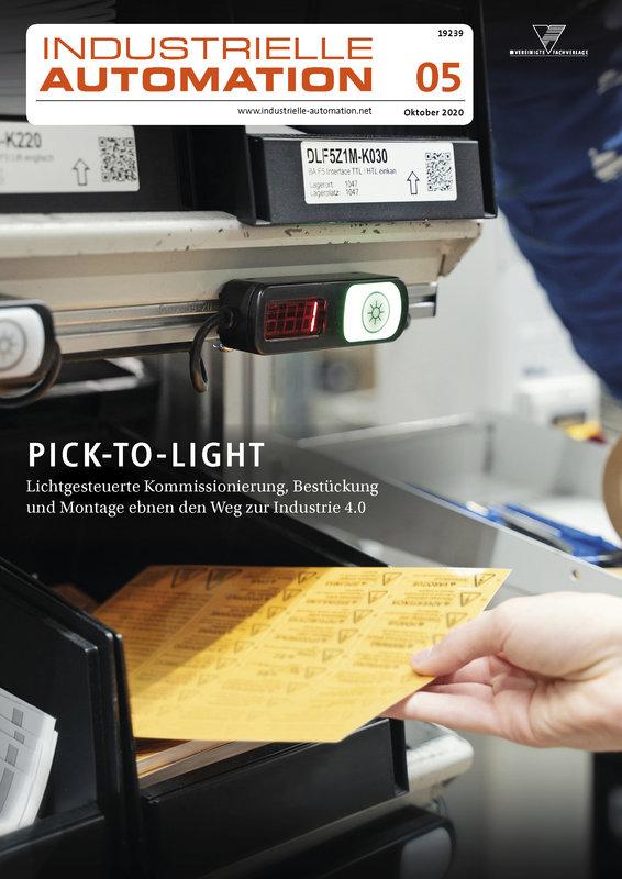 Industrielle Automation 5/2020