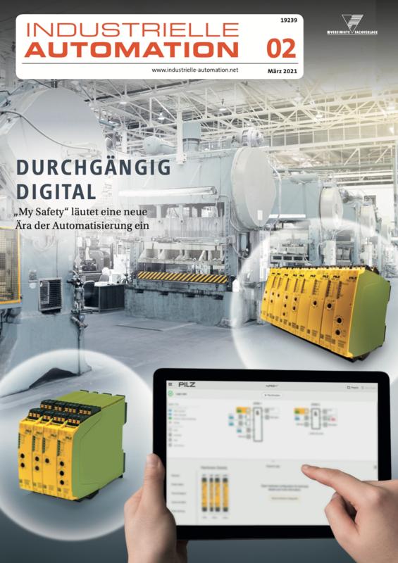 Industrielle Automation 2/2021
