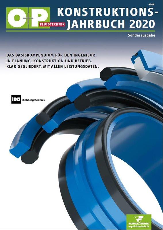 O+P Konstruktionsjahrbuch 2020