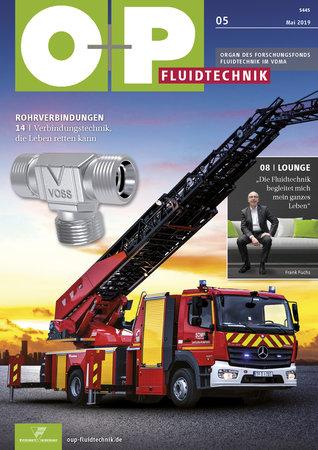 O+P Ölhydraulik und Pneumatik 5/2019