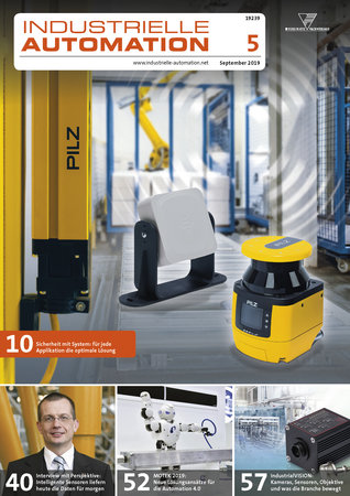 Industrielle Automation 5/2019