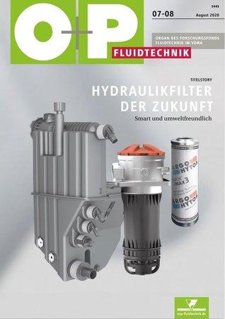 O+P Ölhydraulik und Pneumatik 7-8/2020