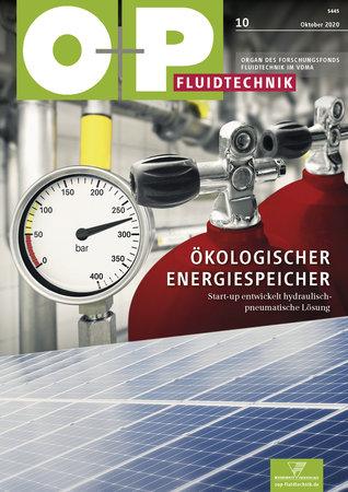O+P Ölhydraulik und Pneumatik 10/2020