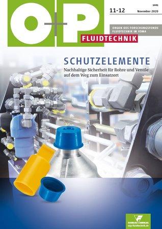 O+P Ölhydraulik und Pneumatik 11/2020