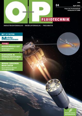 O+P Ölhydraulik und Pneumatik 4/2021