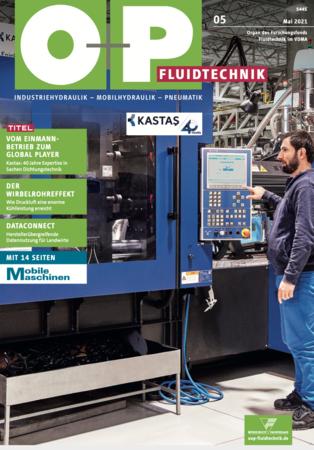 O+P Ölhydraulik und Pneumatik 5/2021