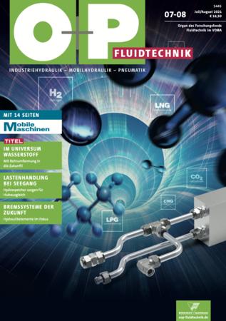 O+P Ölhydraulik und Pneumatik 7-8/2021
