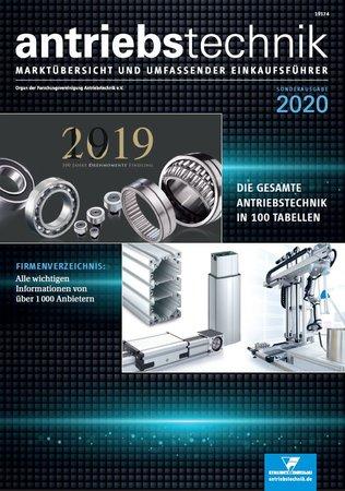 Antriebstechnik Marktübersicht 2020