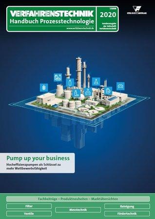 Verfahrenstechnik Handbuch Prozesstechnologie 2020